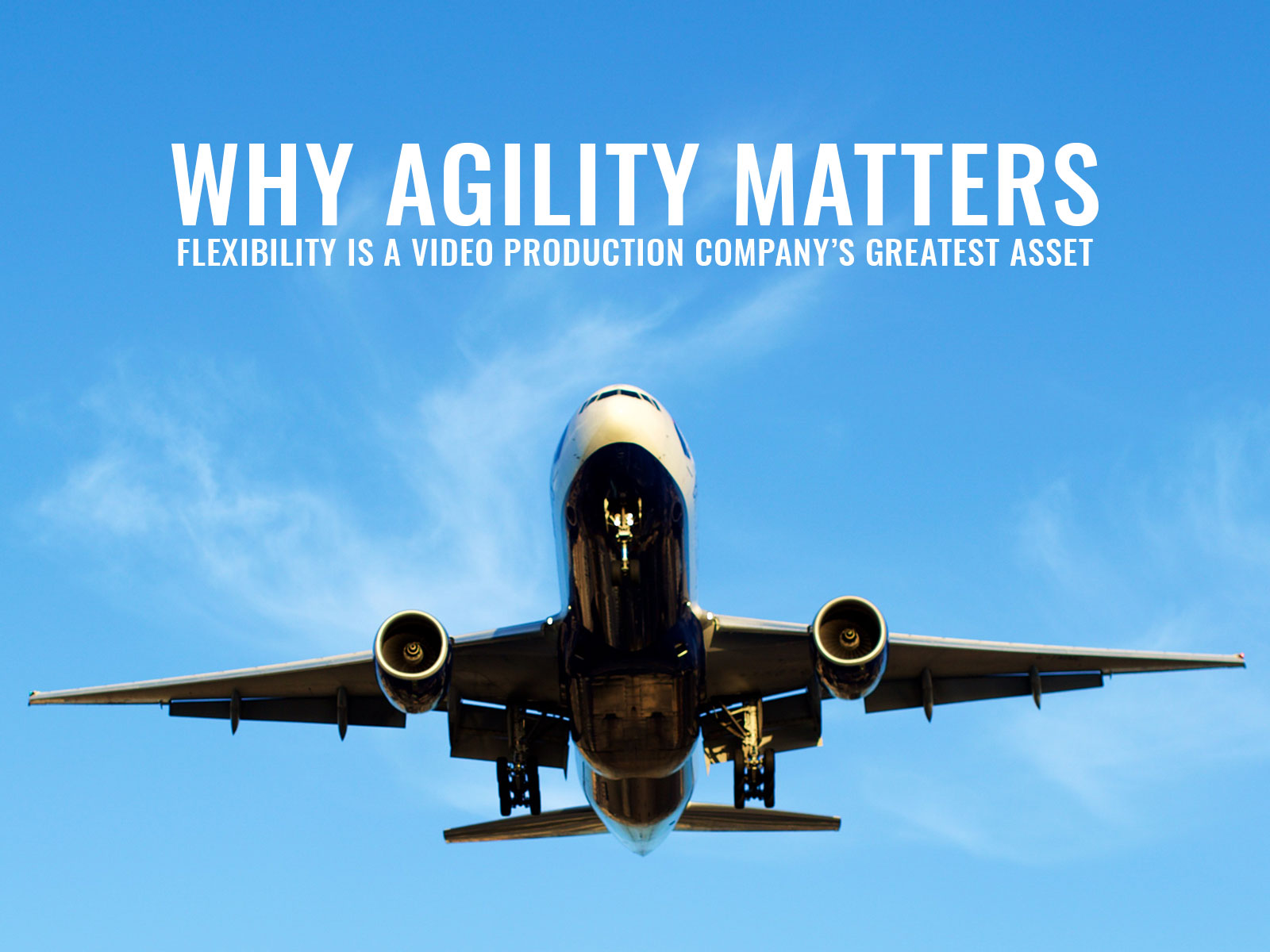 Why Agility Matters