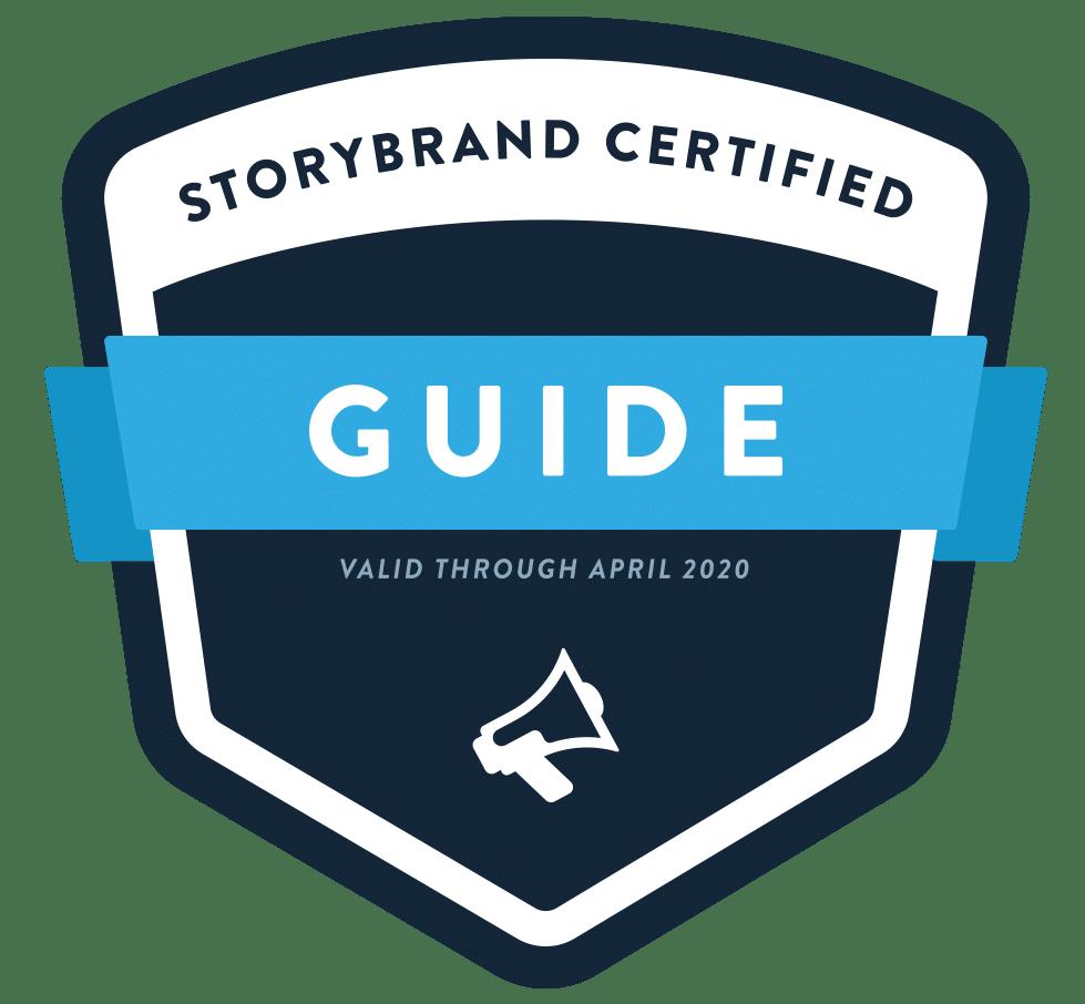 StoryBrand Certified Guide Badge